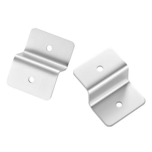 4pcs Panel Silver Metal Z Solid RV