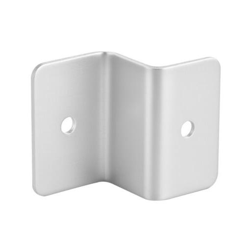 4pcs Silver Metal Solid Bracket RV LD1490