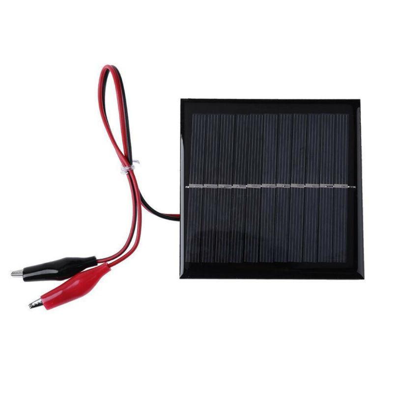 5/9/12V Mini Panel Power Cell Phone DIY