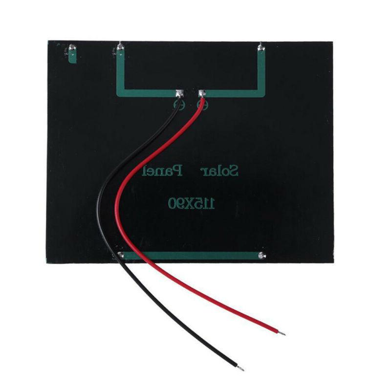 5/9/12V Solar System For DIY Battery Cell Phone Hot