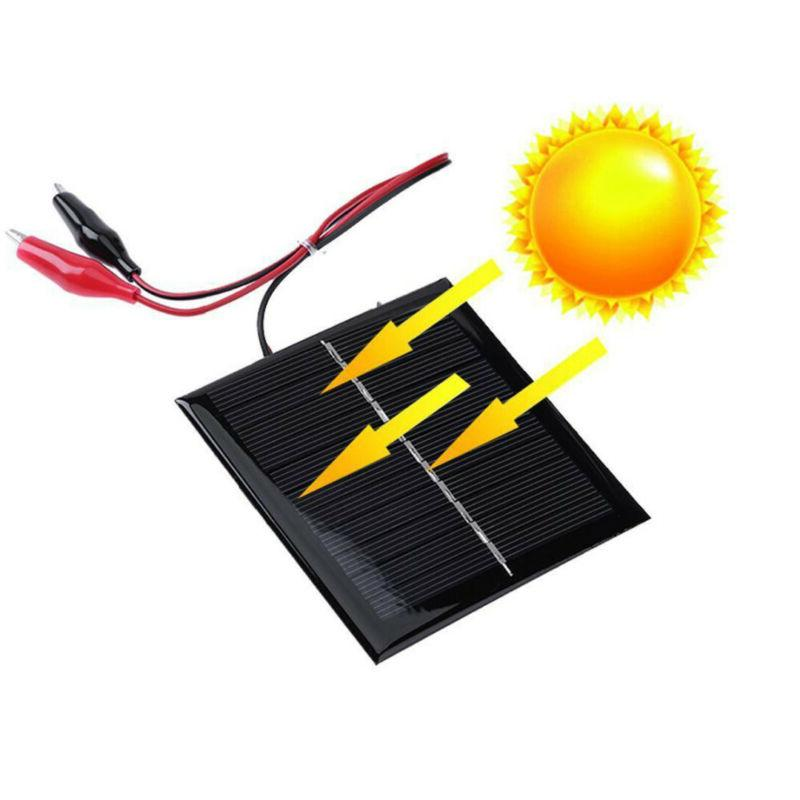5/9/12V Solar System Cell Charger