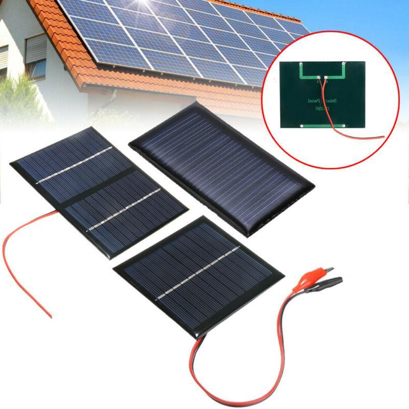 5 9 12v mini solar panel system