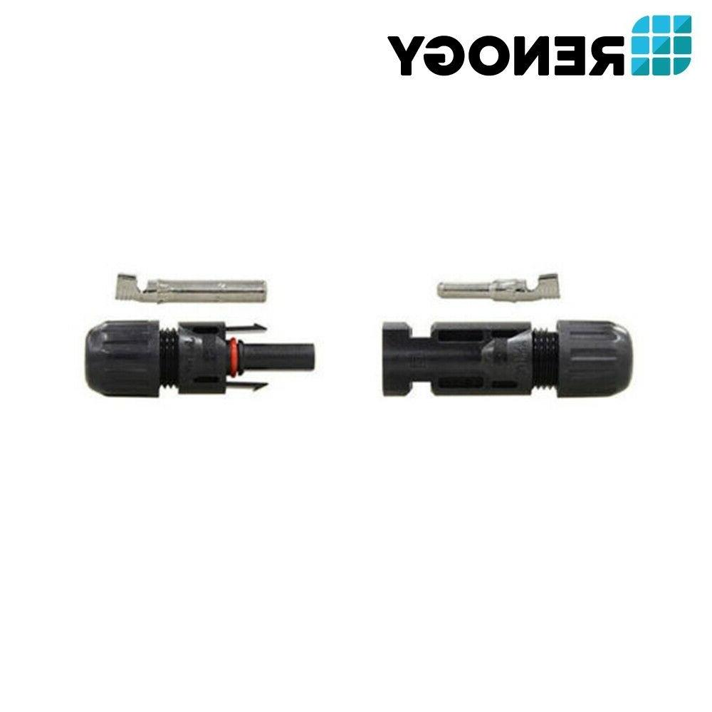 Renogy Pairs Cable Pair Connector