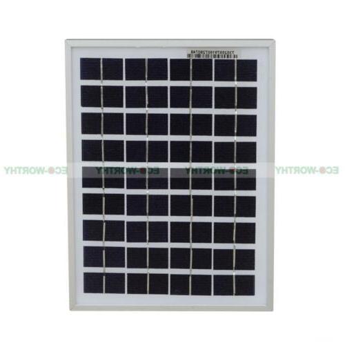 ECO 5W Panel Ploy Solar