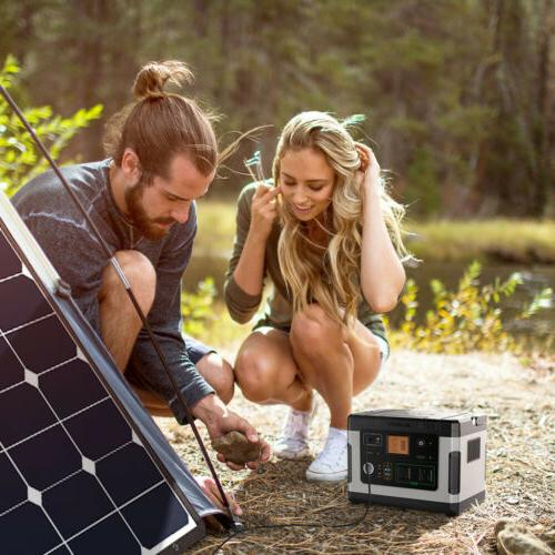 Suaoki Portable Solar Station Inverter