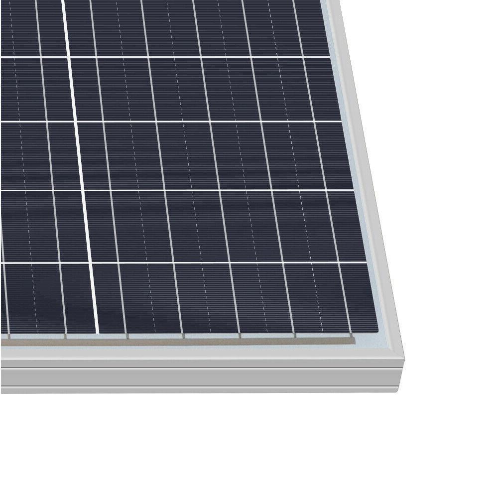 HQST Poly Solar Panel 12 Power RV Car Camping