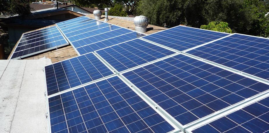 5kw 5000 watt photovoltaic system solar panel