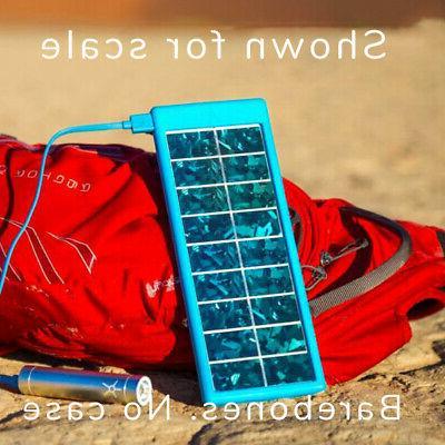 *PURPLE* solar 5v Watt wired DIY