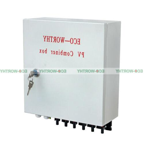 6 PV Panel Circuit for Off Grid System
