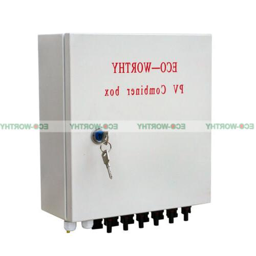 6 String PV Circuit Grid