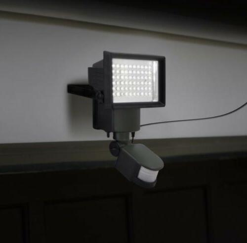Sunforce 60 LED Powered Activated Light