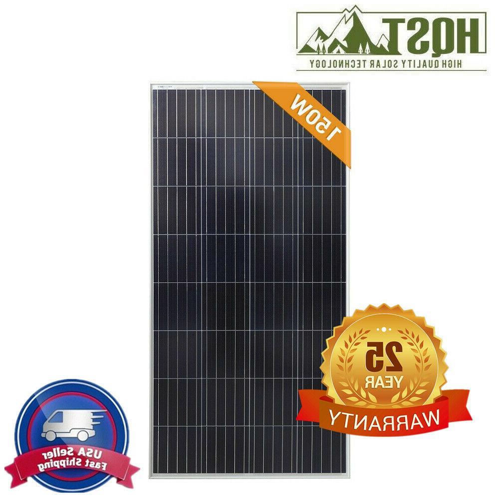 600w 450w 300w 150w watt poly solar