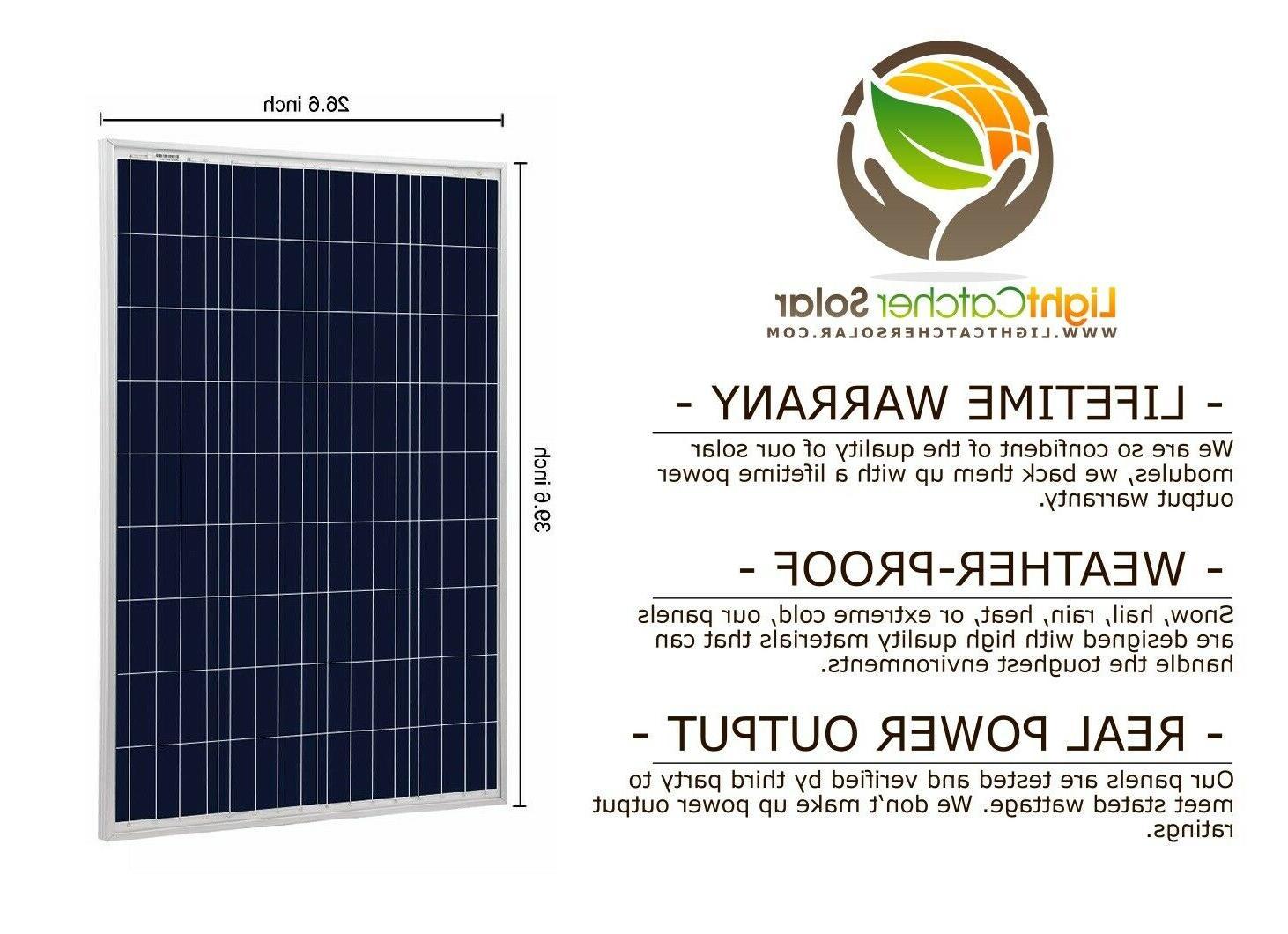 600W Watt off-grid charging volt