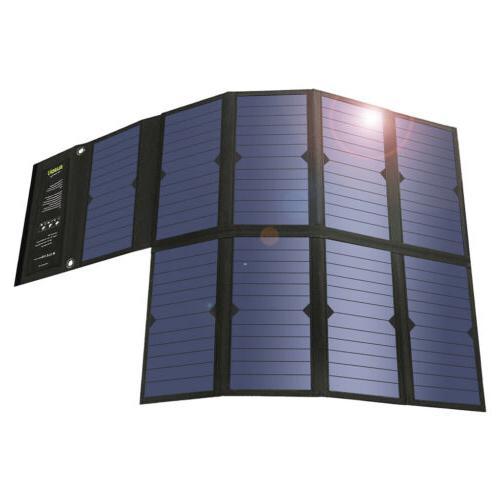 Suaoki Sunshine 5V/18V Panel Charger Foldable