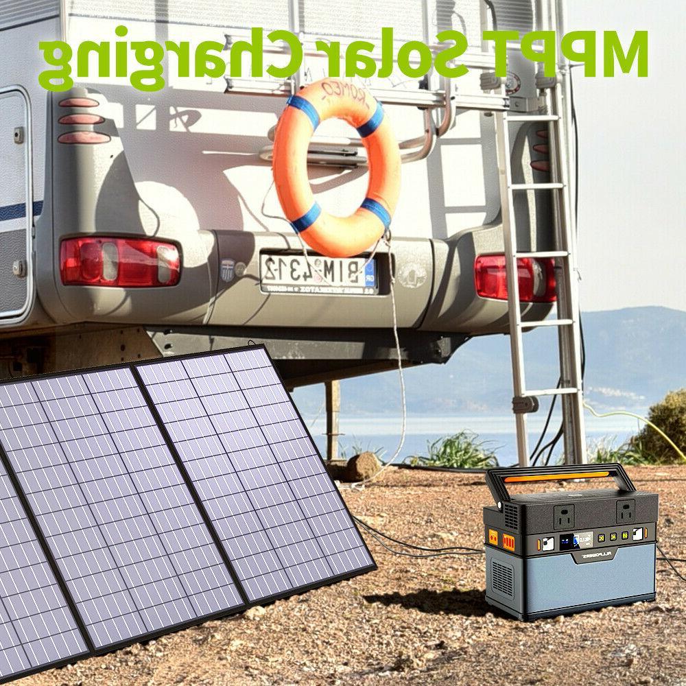 666Wh Generator Power Supply Energy AC/DC