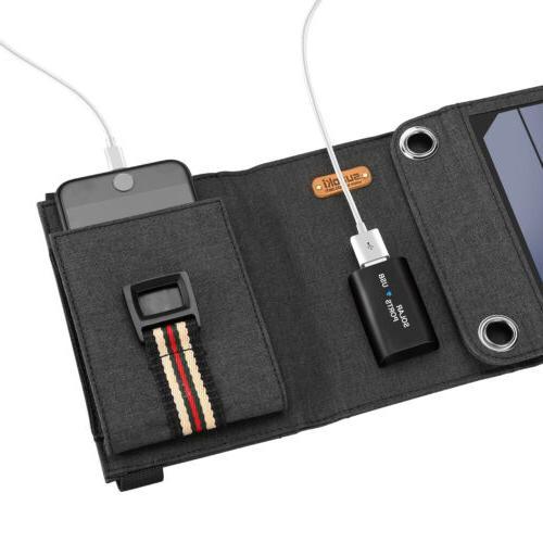 Suaoki Foldable Panel Charger