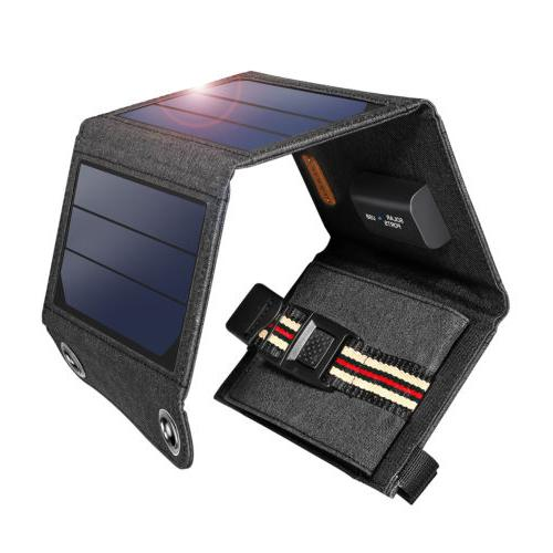 Suaoki Panel Power Pank Battery Charger
