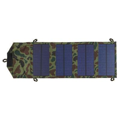 7W Solar Charger Certified Sun Portable Source