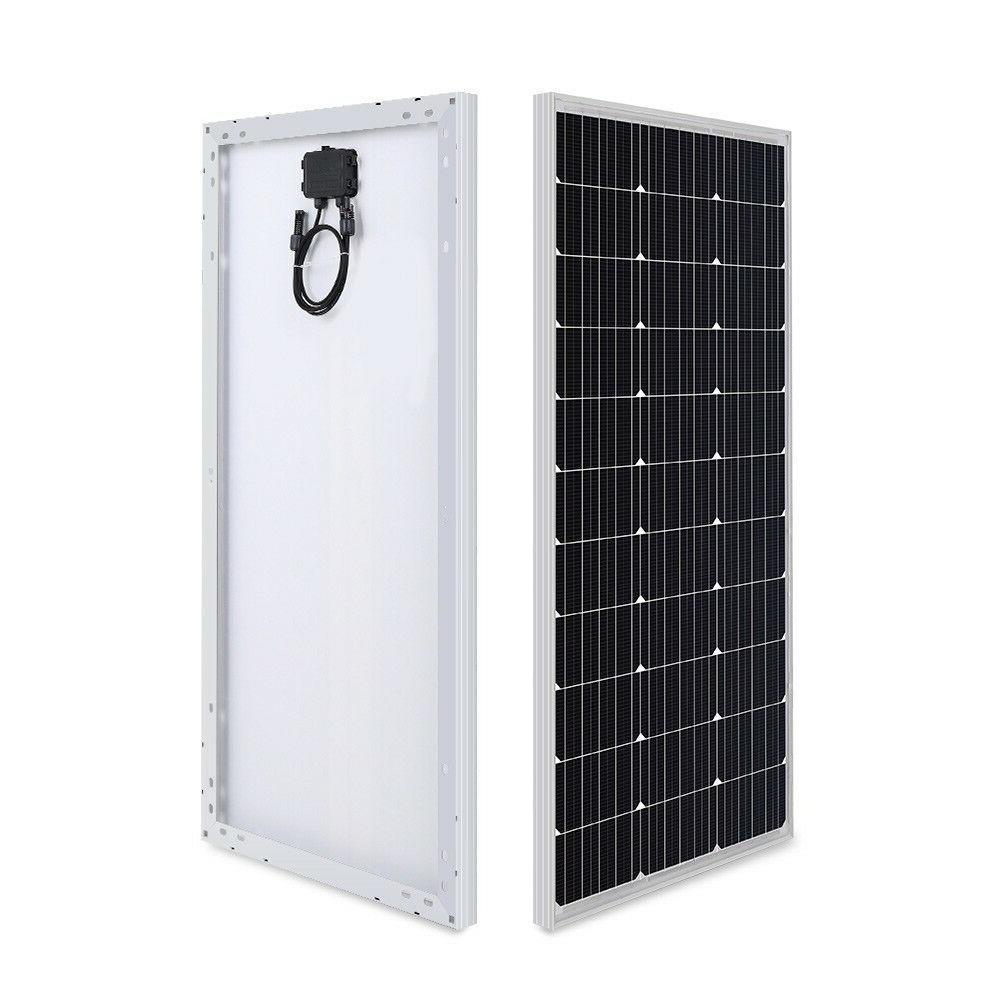 Mono Solar 800 Home Garden PV