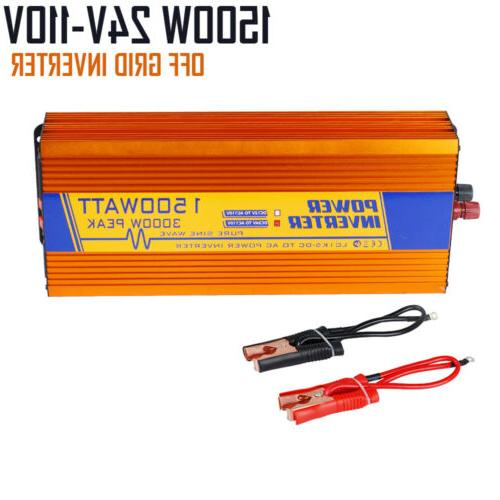 ECO 800W Watt 24V Solar Kit Battery RV Boat