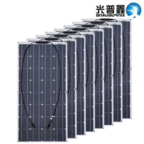 800Watt Solar Module 8 x100w Caravan Gird Boat Camping