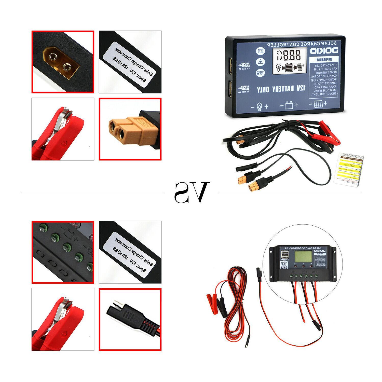 80W Flexible Foldble Solar usb Portable Kit