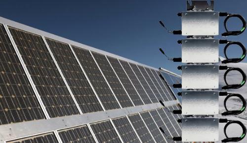 DMSOLAR - 7,440 Watt Complete Photovoltaic System