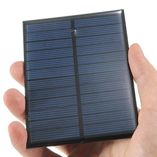 Doradus 6V 1.1W Monocrystalline 200mA Mini Solar Panel Photo