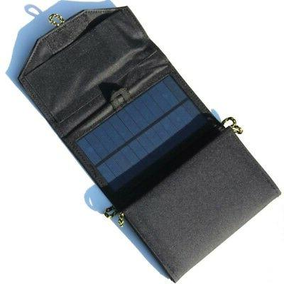 Foldable Solar Phone Outdoor