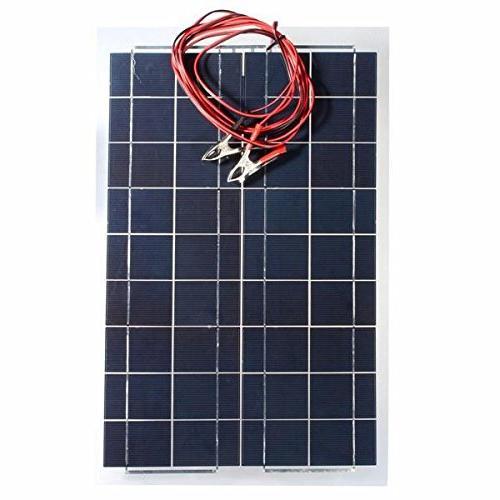 Freelance Shop Electronics Solar Panel 30W 12V Semi Flexible