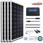 Komaes Solar Panels 400 Watts 24 Volts Monocrystalline Start