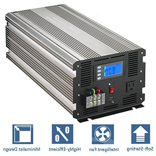 Marchinn 5000w Pure Sine Wave Solar Power Inverter