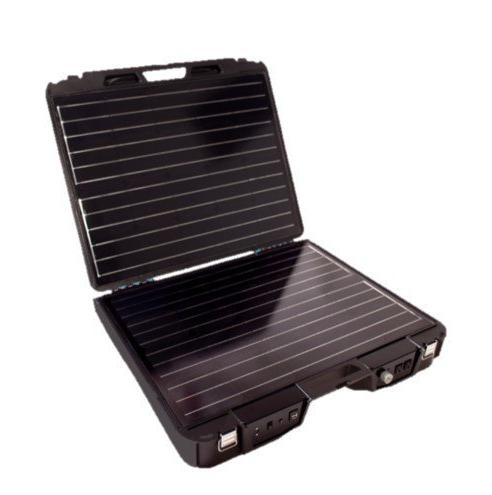 Peppermint - Forty2 Max 2000wh Solar Generator - Black