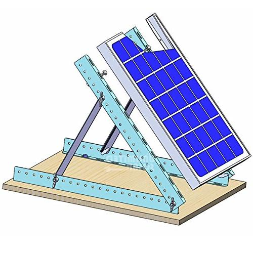 Solar Universal Rooftop Adjustable Kit