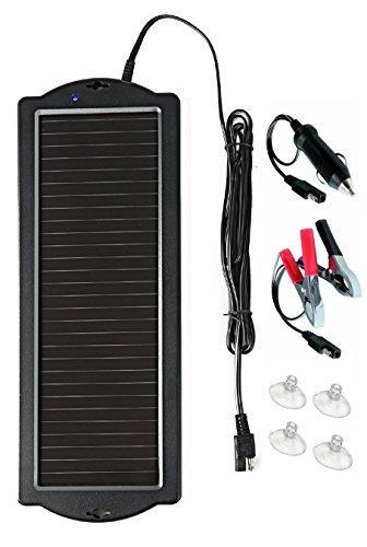 Sunway Solar Car Battery Trickle Charger Portable Solar Pane