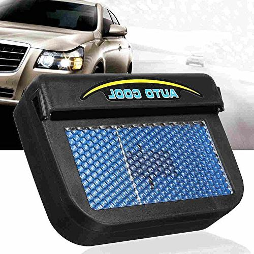 TUZECH Solar Automatic Car Cooler For Summers - Auto Cool