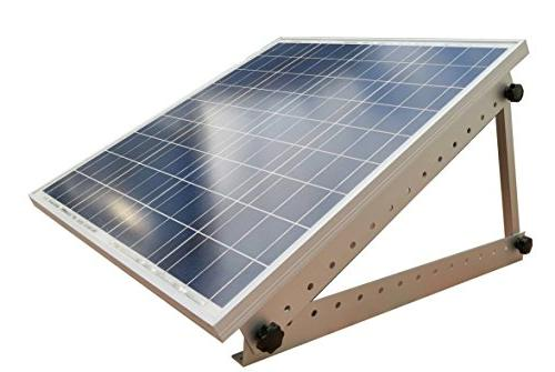 adjustable solar panel mount mounting