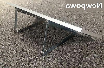 Newpowa Solar Mounting Foldable Tiltable