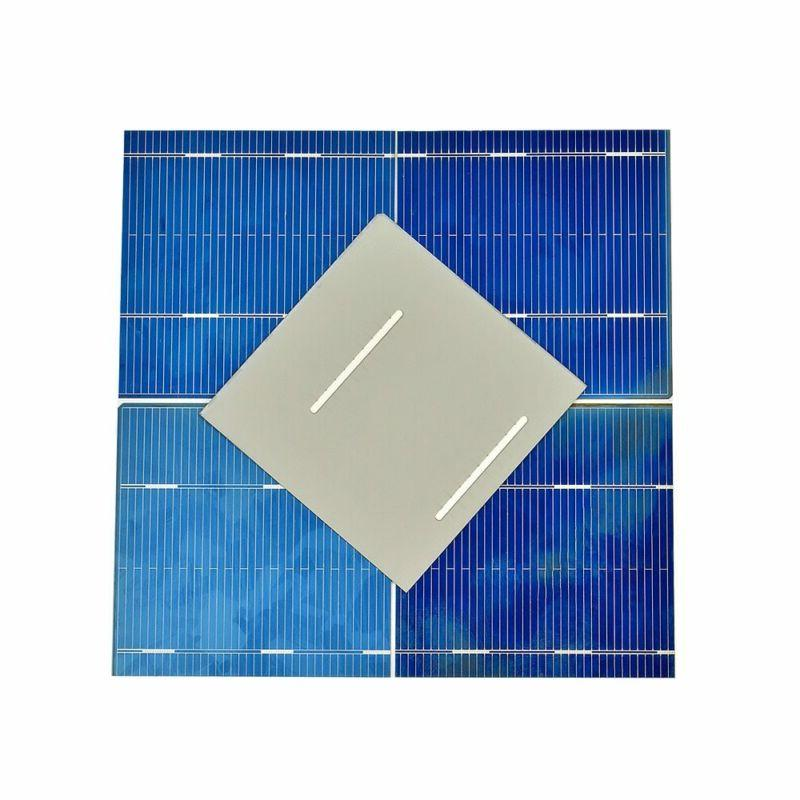 AIYIMA Solar Panel Solars Cell 52x52MM 0.46W Color Mod