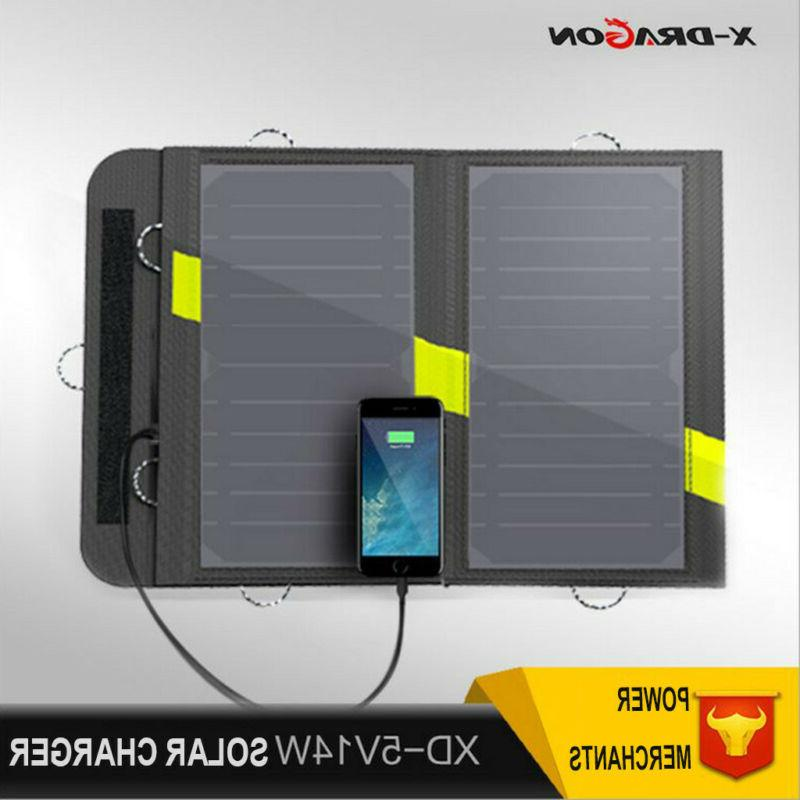 ALLPOWERS 5V Highly Efficient Foldable and Waterproof Solar