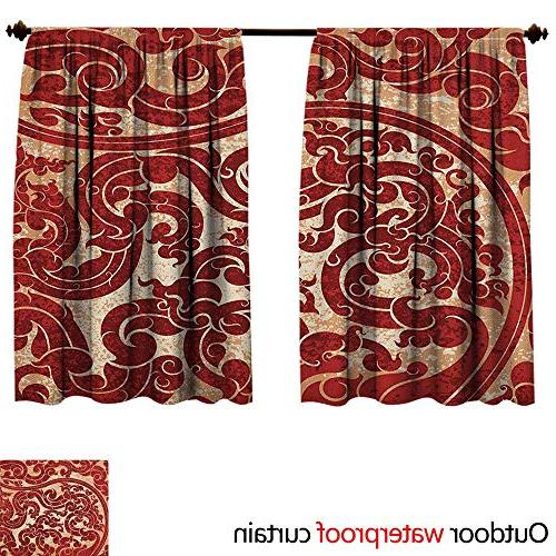 antiqueanti waterthai culture vector abstract background flo