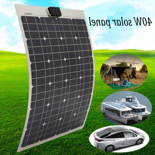 bendable flexible mono solar panel