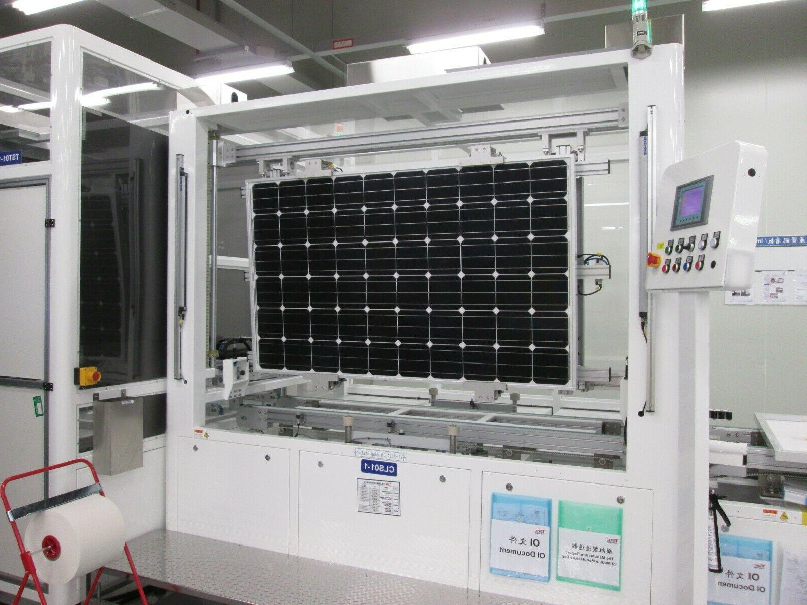 Bloomberg Tier Solar Panel - Cells Mono, Brand New Ready to