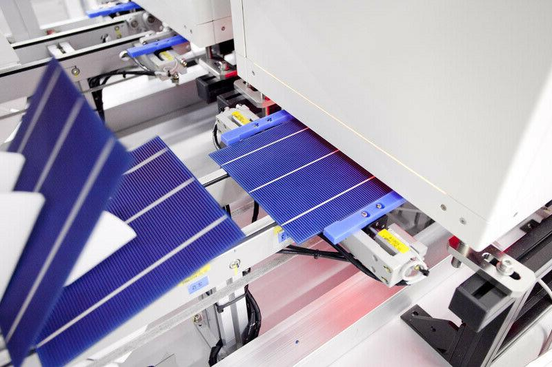Bloomberg Solar Panel - Cells New Ready to Ship