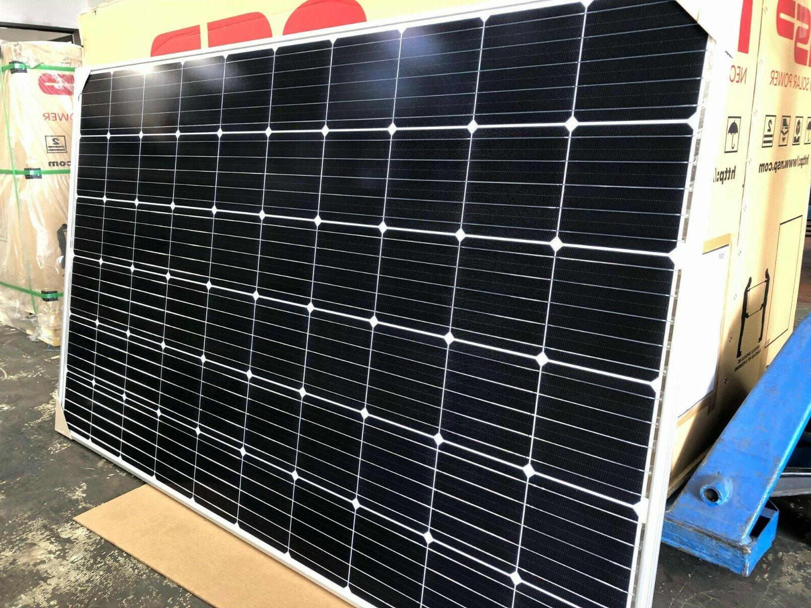Bloomberg Tier Solar 60 Cells New Ready