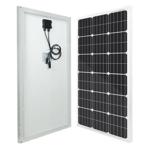 ECO 600W 500W 100W Panel Home