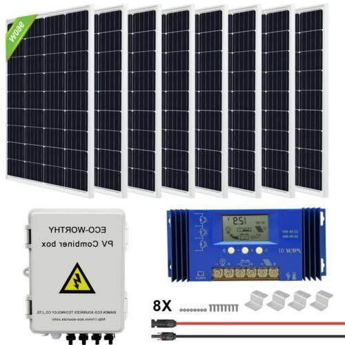 100w 200w 500w 1kw watt solar panel