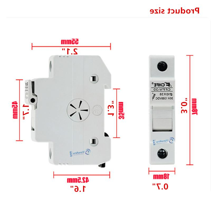 DC1000V Holder Photovoltaic for