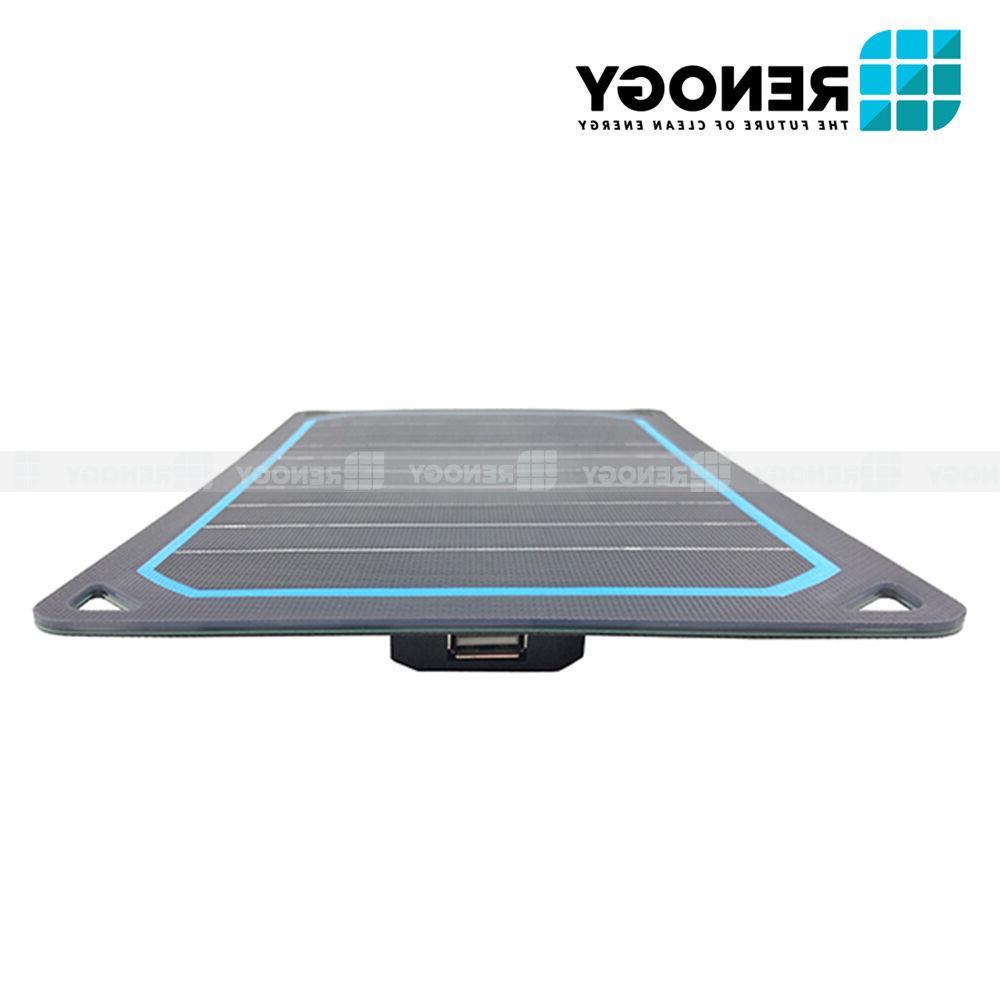 Renogy Plus 5 Watt Solar Panel with Phone