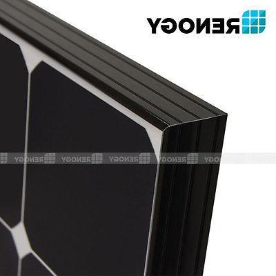 Renogy Mono Panel 12V PV Trailor Marine